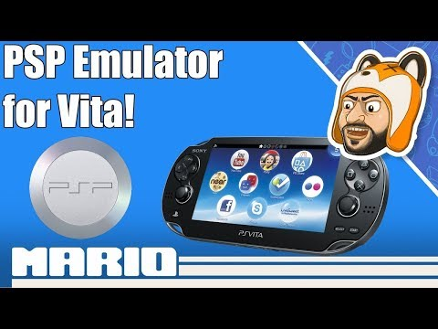 How To Install Adrenaline On PS Vita & PSTV | Full PSP Emulator On Vita!
