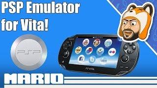 How to Install Adrenaline on PS Vita & PSTV | Full PSP Emulator on Vita!