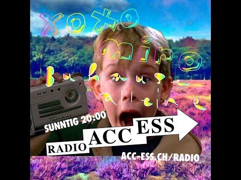 Acc-Ess Radio: XOXO zuhause alleine