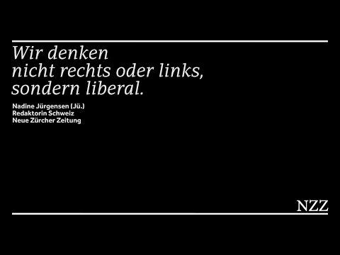 NZZ Einblicke: Nadine Jürgensen