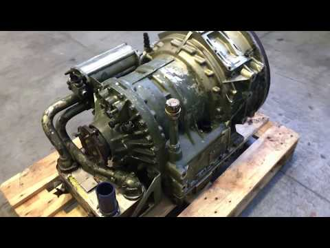 Cambio ZF Ecomat 5HP502C