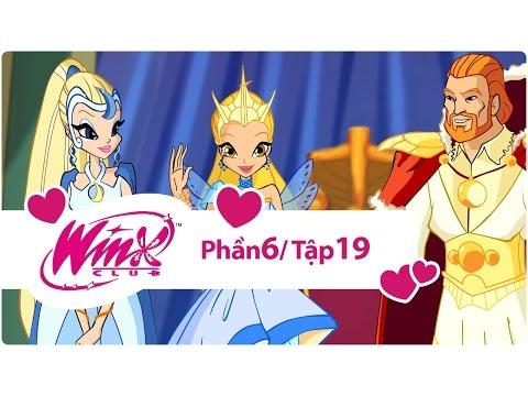 Winx Công chúa phép thuật - phần 6 tập 19 - [trọn bộ]