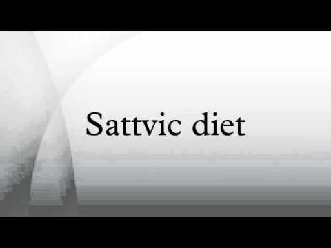 Sattvic diet