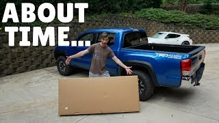 Let The TACOMA Mods Begin....