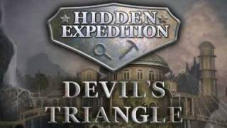 Hidden Expedition Devil's Triangle PC Game