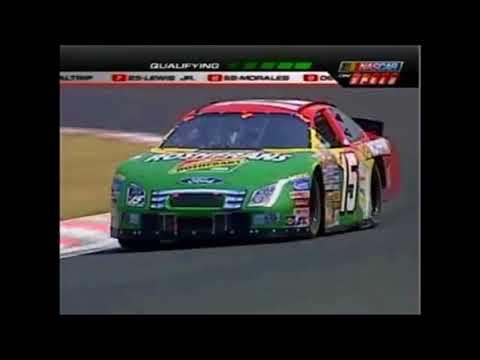 IndyCar Drivers in NASCAR 2