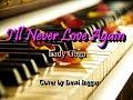 I'LL NEVER LOVE AGAIN / LADY GAGA - COVER BY DEWI INGGAR