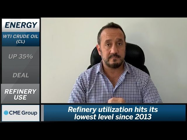 April 2 Energy Commentary: Bob Iaccino