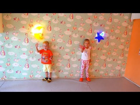 Alice And Dima New Playhouse For Children