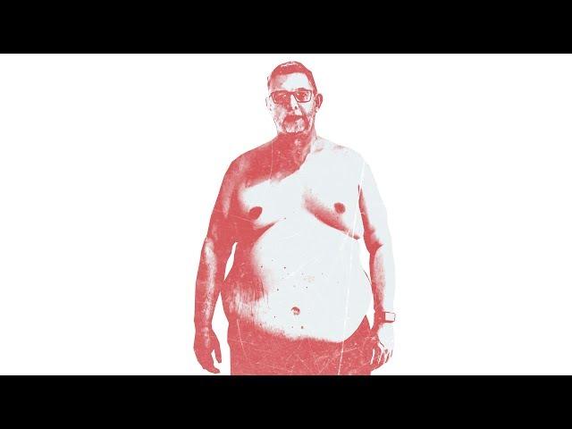 Bjarne vejer 135 kilo: Jeg må jo være dum...