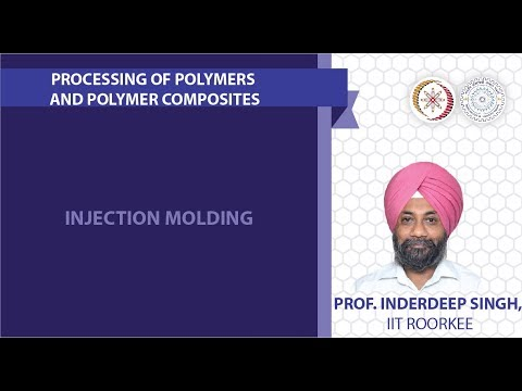 Lecture 20: Injection molding