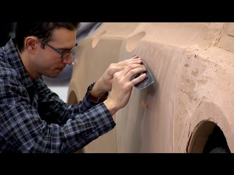 Lincoln Design Center - Clay Milling