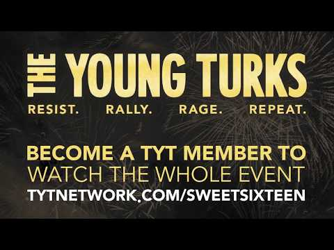 HIGHLIGHTS From The Young Turks Sweet 16 Party
