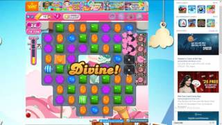 Candy Crush Level 1617 Epic Fail for 200 Points only