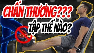 EP 101: Thiết Lập Chương Trình Tập khi BỊ CHẤN THƯƠNG   An Nguyen Fitness