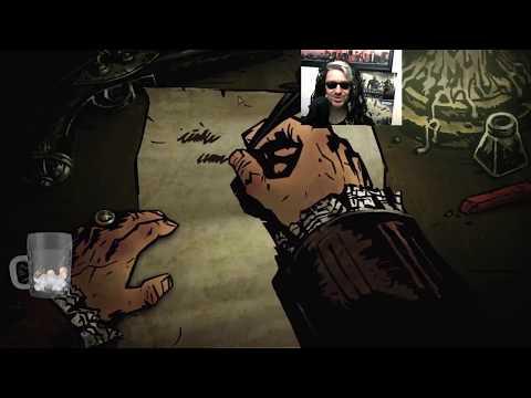 Darkest Dungeon - Live-Stream mit Bisu Zimt [German / Deutsch]