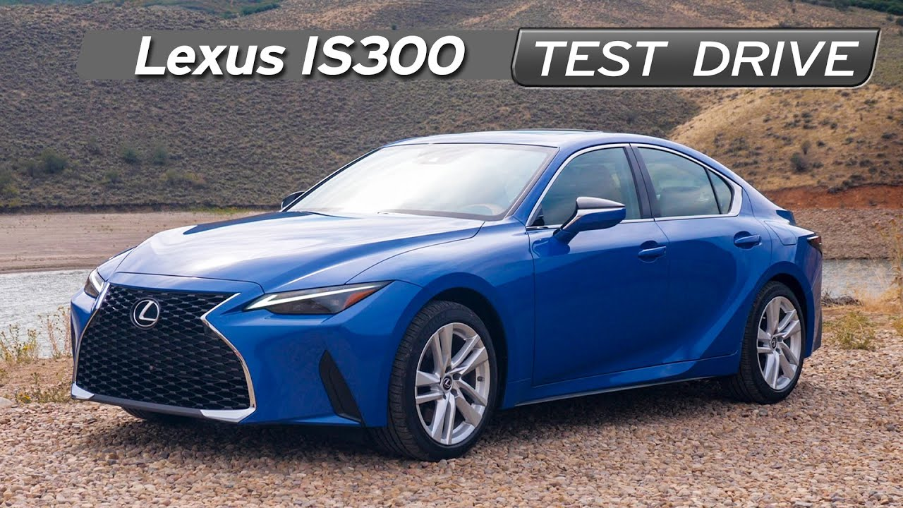 Lexus IS300 Review - Stuck in the Middle - Test Drive | Everyday Driver