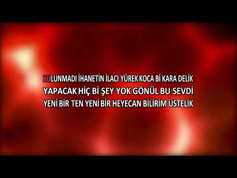 Sezen Aksu - İstanbul İstanbul Olalı - Karaoke - Full HD