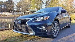 2016 Lexus ES 300h Update - Still Worth It's Price?