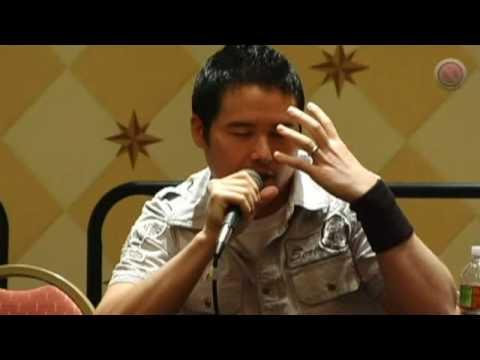 Ikkicon 2010 - Power Rangers Panel Part 2 (Jason David Frank and Johnny Yong Bosch)