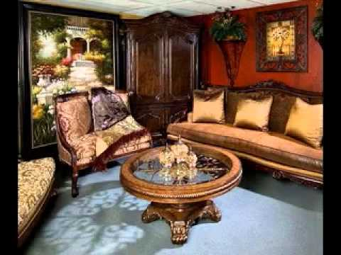 Good Tuscan bedroom decorating ideas - YouTube