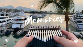 Memories By Maroon 5 Kalimba Cover