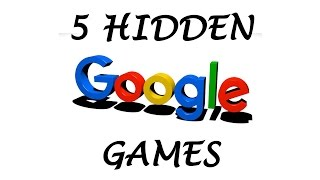 5 Hidden Google Games You Can Play