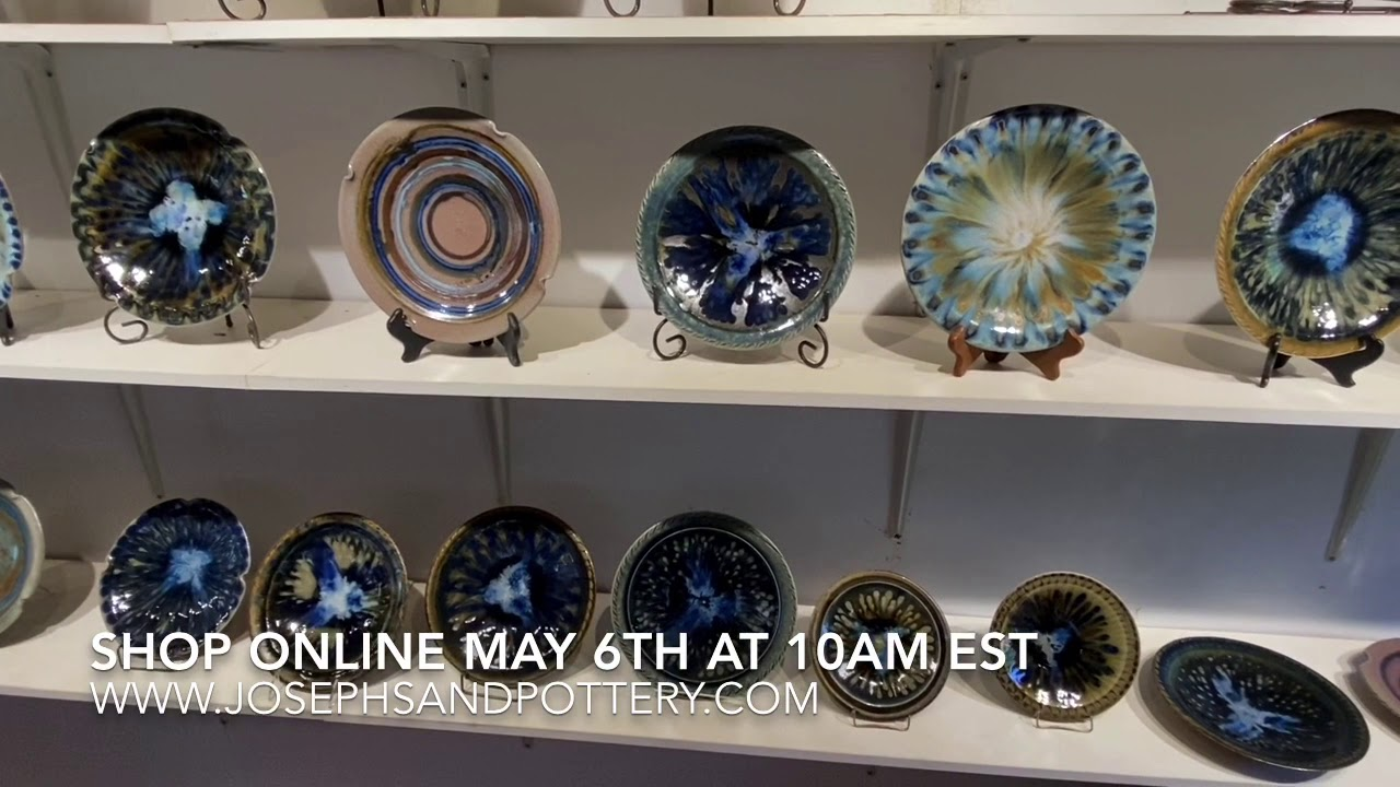 Spring 2020 Preview Video for Joseph Sand Pottery