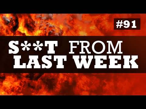 S**t From Last Week 91 (Funny Gaming Moments with The Crew)