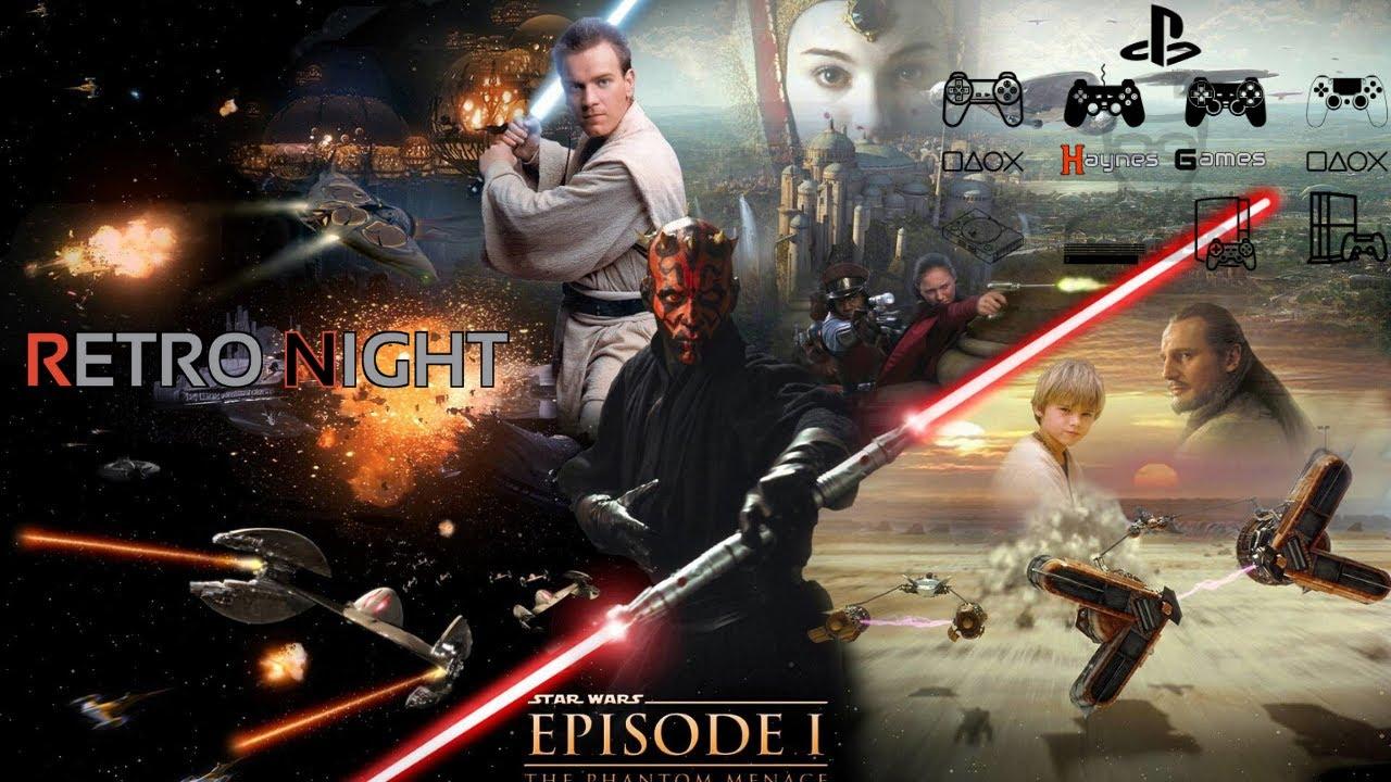 If I Had Made That Movie: 'Star Wars: Episode I – The ... |Star Wars Phantom Menace Youtube