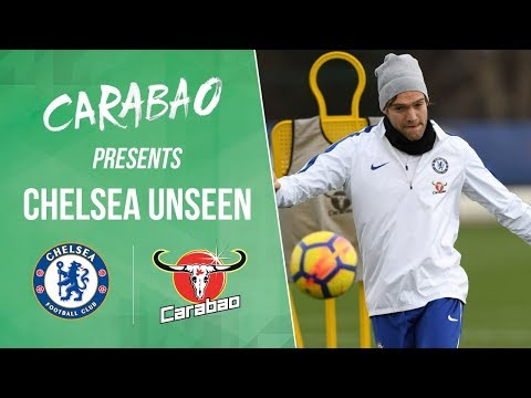 Alonso's Sublime Touch, Rudiger's Flick, Training Ahead Of Norwich | Chelsea Unseen