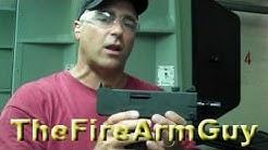 Masterpiece Arms 45acp MP10 - TheFireArmGuy