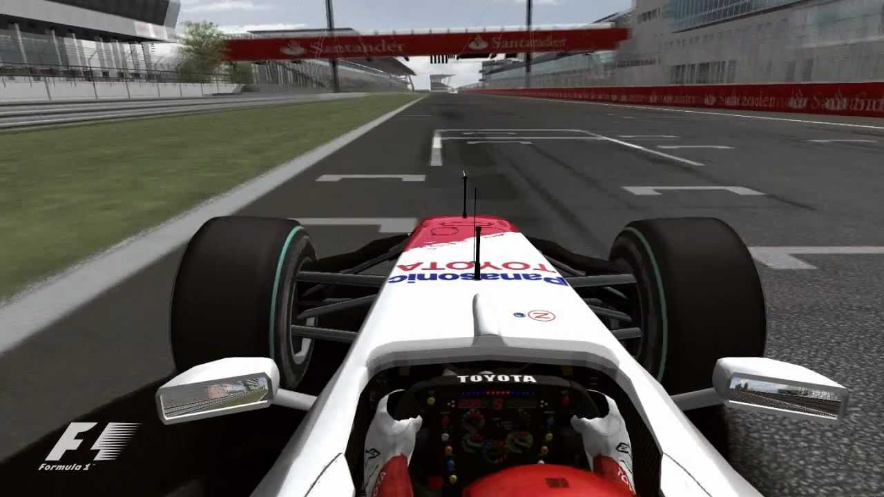 rFactor F1 2009 | mod by LMT