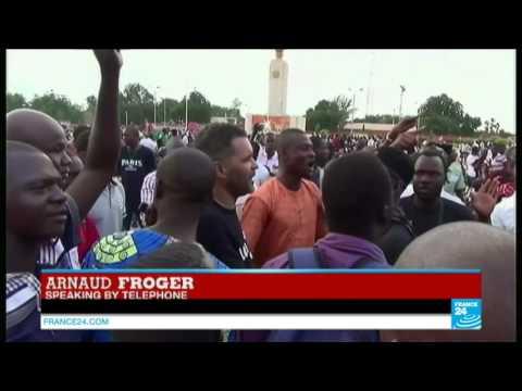 Military coup in Burkina Faso: Army lock up capital Ouagadougou, gunshots heard