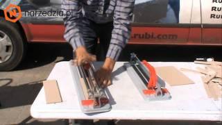 Przecinarki ręczne BL-BASIC i BL-PRACTIC firmy Rubi
