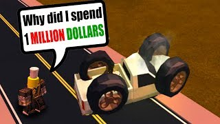why you shouldn t buy the 1 millon dollar monster truck roblox jailbreak