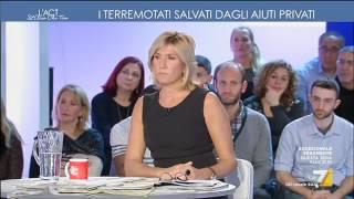 Borgonzoni (Lega): 'Terremoto modello Emilia, purtroppo'