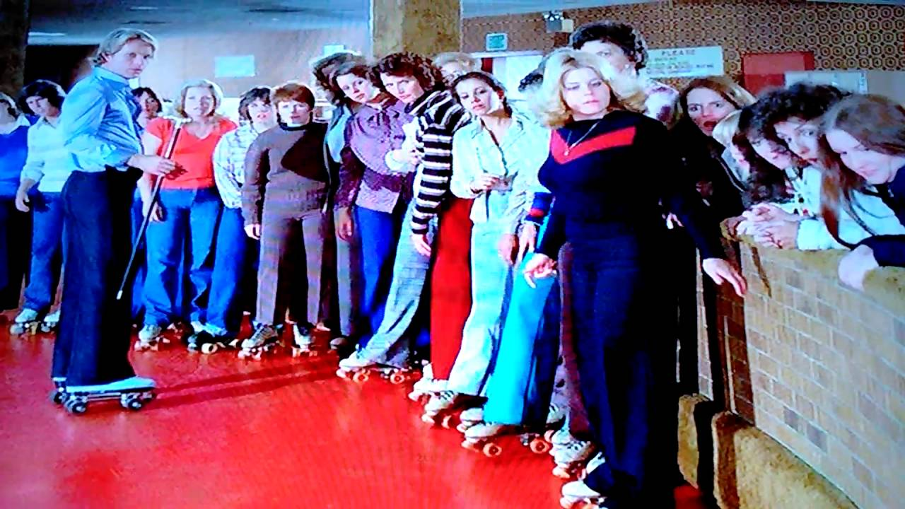 Roller skating rink quebec