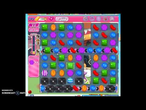 Candy Crush Level 560 help w/audio tips, hints, tricks
