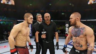 ПОЛНЫЙ БОЙ UFC 229 ХАБИБ НУРМАГОМЕДОВ vs КОНОР МАКГРЕГОР в UFC