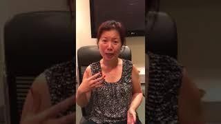 Bonnie's Testimonial of Mimis PA services