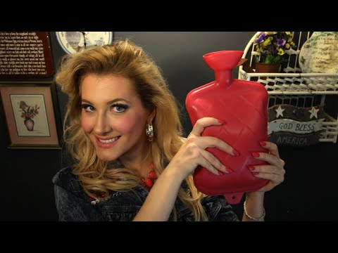 🎁 Ms. Miracle's Holiday Curse Removal #5 of 7: Hot Water Bottle (Binaural ASMR Role Play)