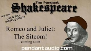 Romeo and Juliet: The Sitcom! audio drama trailer