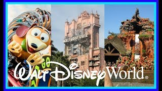 Top 6 BEST Rides at Walt Disney World! |Stix Top 6|