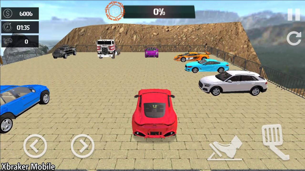 Car Crash Driving Simulator 3d Beam Car Jump Arena Android Gameplay 3 Youtube
