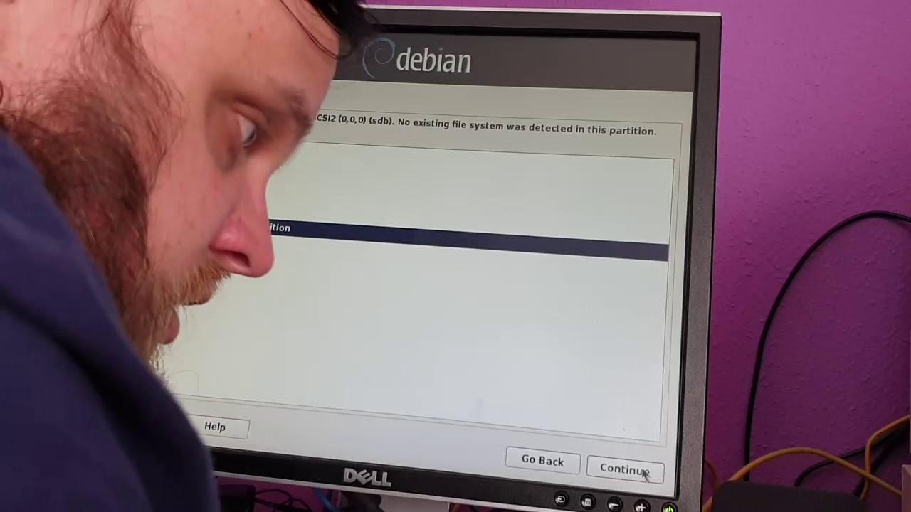 Installing Debian 10 Testing on the Dell XPS 8300