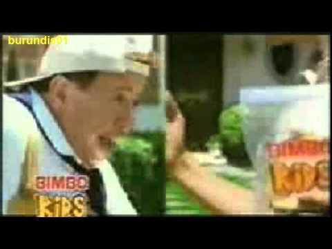 Comercial Chabelo - Pan Bimbo Kids - Año 2003