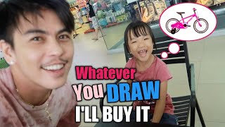 WHATEVER YOU DRAW I'LL BUY IT CHALLENGE