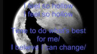 godsmack hollow +lyrics