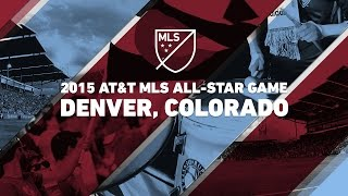 Colorado to host 2015 AT&T MLS All-Star Game
